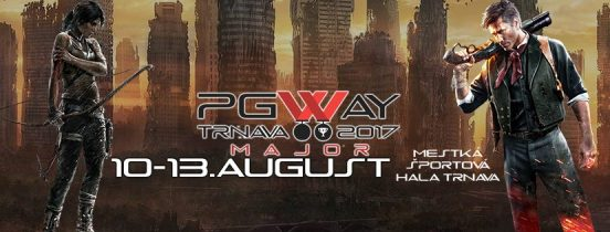 (English) PGWAY Gaming tournament